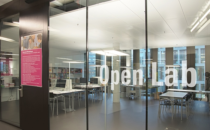 OpenLab-Workshops in der imedias